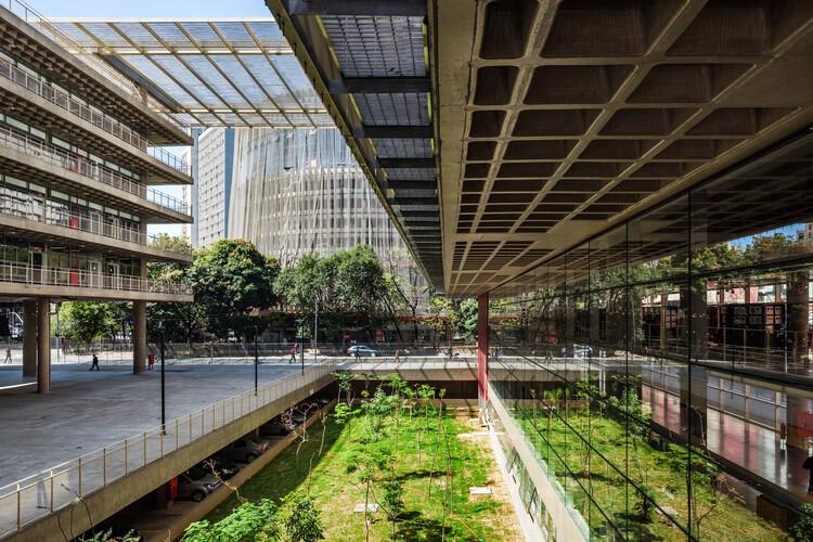 A arquitetura dura mais que os homens e deve aceitar transformações: entrevista com Francisco Spadoni, Centro Paula Souza / Spadoni AA + Pedro Taddei Arquitetos Associados. Foto: © Nelson Kon