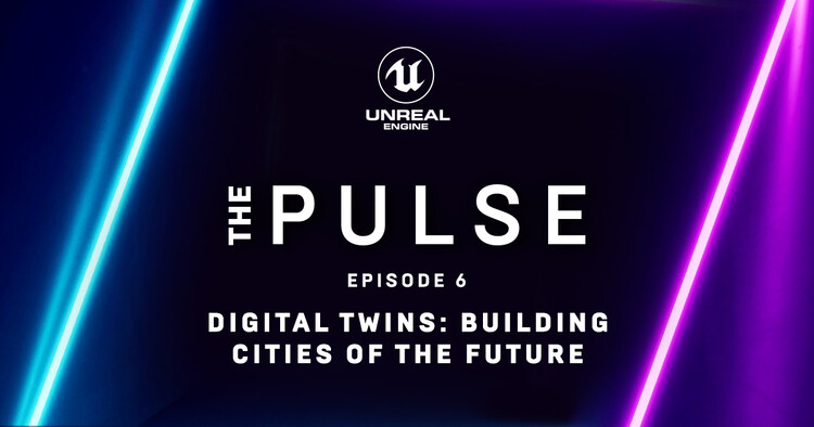 Digital Twins: Building Cities of the Future on The Pulse Episode 6, Courtesy of Buildmedia