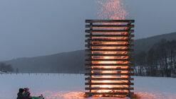 Waldbrand Installation / Christoph Hesse Architects
