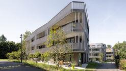 Schlösslipark Housing / Holzer Kobler Architekturen
