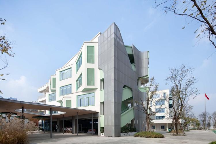 facade. Image © Arch-Exist