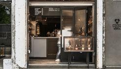 Dio Cafe & Bar / Finorm Studio