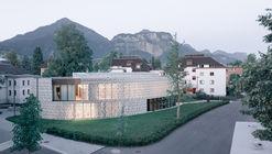 Public Library Dornbirn  / Dietrich | Untertrifaller Architekten + Christian Schmoelz Architekt