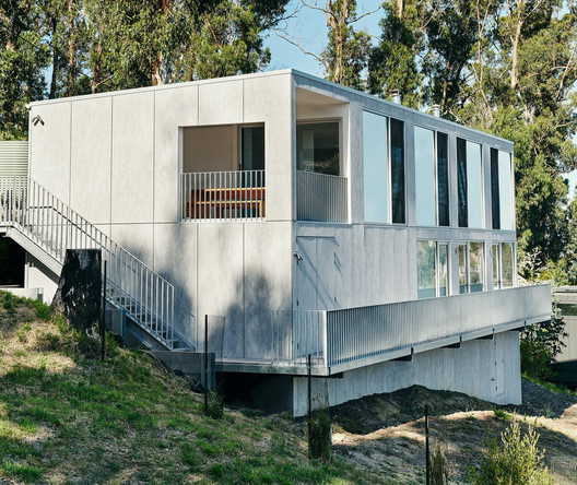 Casa Wye River / MGAO