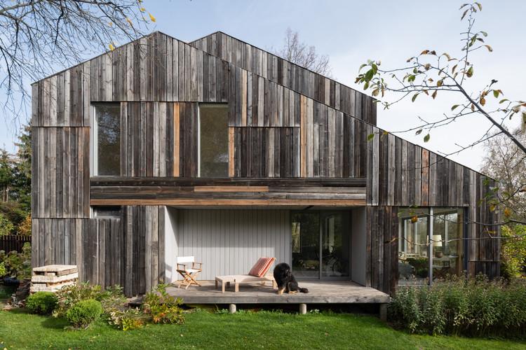 Casa granero / Nefa Architects, © Ilya Ivanov