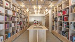 La Increíble Library / MS Estudio