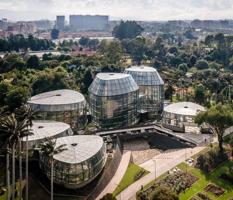 Tropicario Jardín botánico de Bogotá / DARP, © Mauricio Carvajal