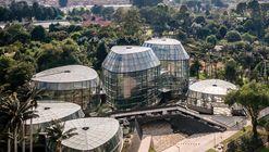 Tropicario Jardín botánico de Bogotá / DARP