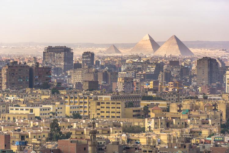 Cairo By Prin Adulyatham. Image via Shutterstock