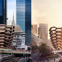 Vessel Public Landmark / Heatherwick Studio. Courtesy of Getty Images / Forbes Massie