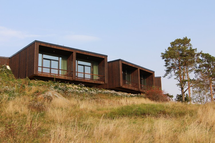 Øyna Cultural Landscape Hotel / Green Advisers AS, Courtesy of Green Advisers AS