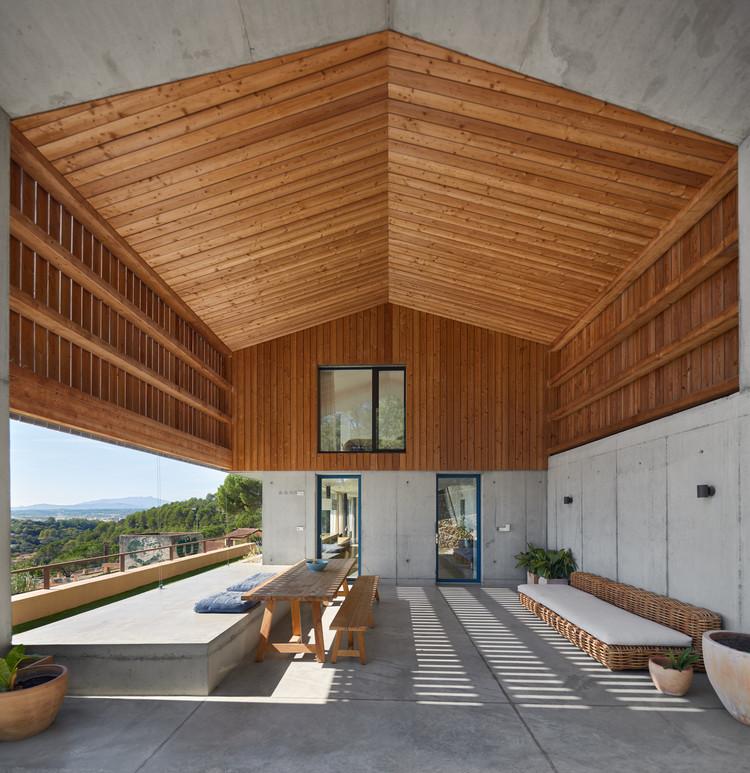 P-HOUSE / Tigges Architekt + Energiehaus, © Pol Viladoms
