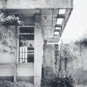 Exterior view of the Almeida Residence. Image © Annika Seifert