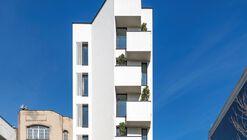 Malek Residential Building / Hamid Reza Gozariyan + Link Office