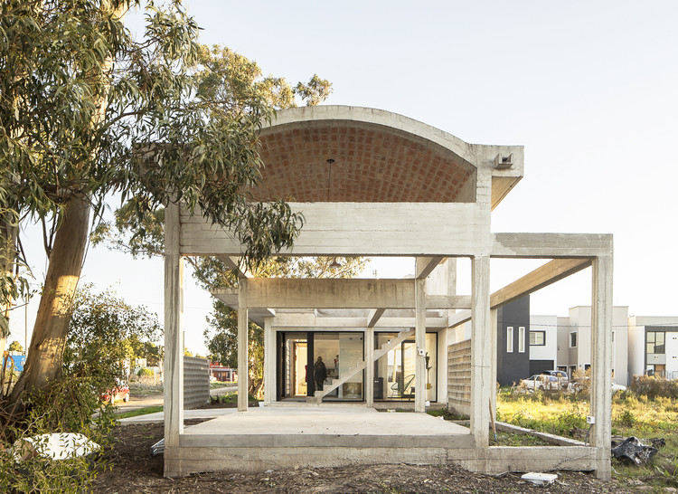House Luisina / Reimers Risso Arquitectura. Image