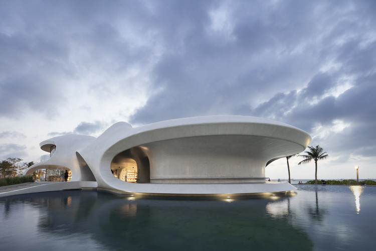 Pavilhão Cloudscape / MAD Architects, © Arch-Exist