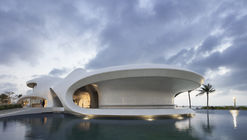 The Cloudscape of Haikou / MAD Architects