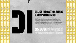 Open Call: Design Innovation Competition 2021