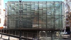 Theodosius Cistern Entrance Building / Cafer Bozkurt Architecture