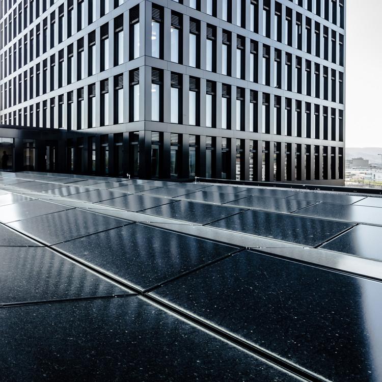 Grosspeter Tower / Burckhardt+Partner , © Adriano Biondo