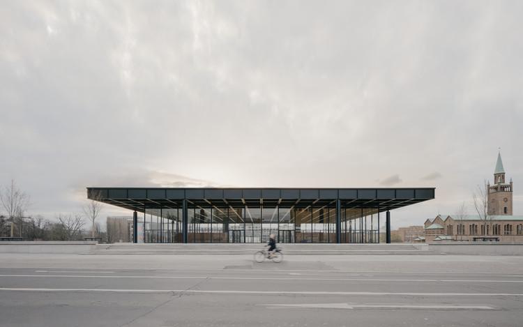 Neue Nationalgalerie / David Chipperfield Architects, © Simon Menges