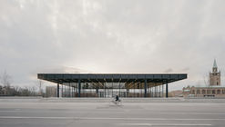 Neue Nationalgalerie / David Chipperfield Architects