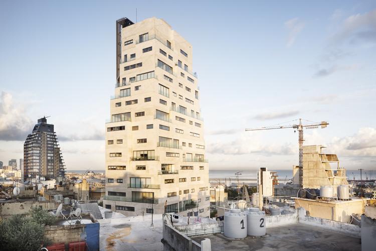 Aya Tower  / SOA Architectes, © Camille Gharbi