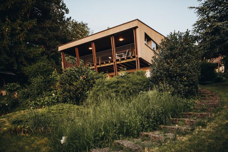 Tanner House  / Bauatelier Metzler, © Jan Keller