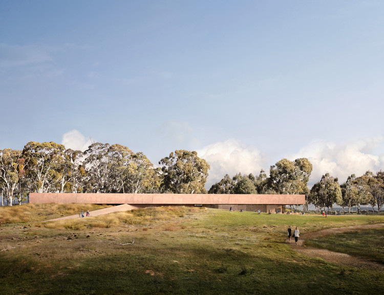 Snøhetta Reveals Plans for Gallery Project in Adelaide and Art Centre Expansion in Hanover, Heysen Art Gallery proposal. Image © Secchi Smith