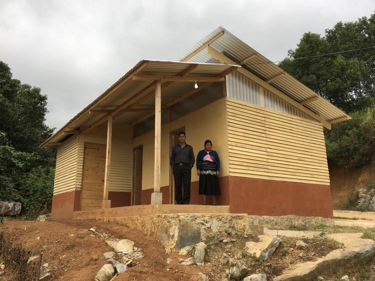 Producción Social del Hábitat: arquitectura participativa de incidencia regenerativa en comunidades de México, Cortesía de Juan Casillas