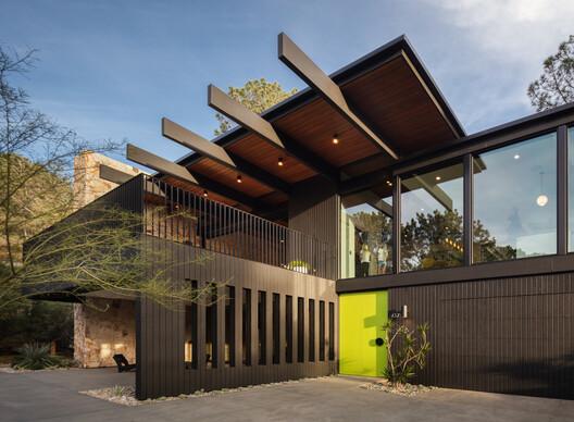 Pine Needles Residence / NDD