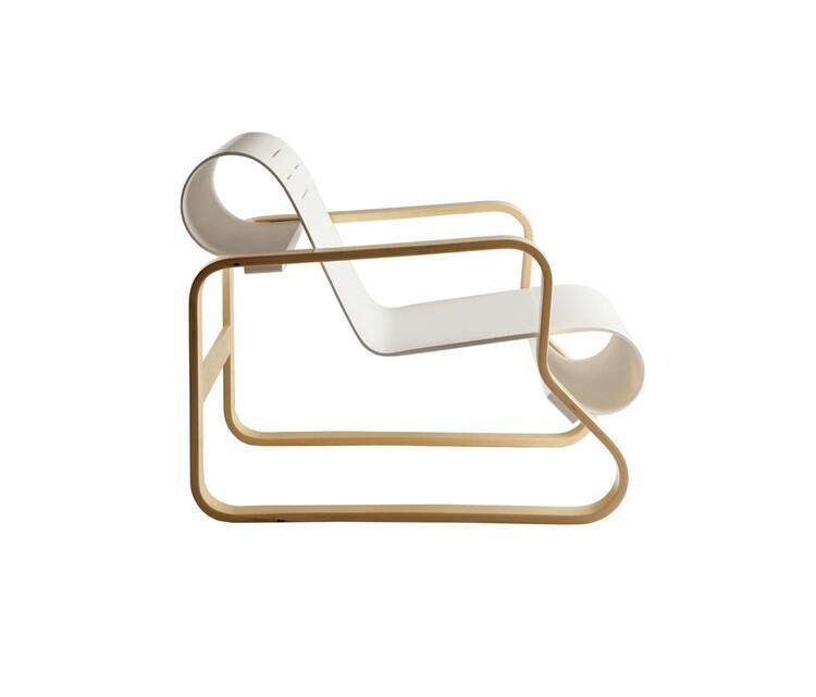 Paimio Chair. Image © Artek