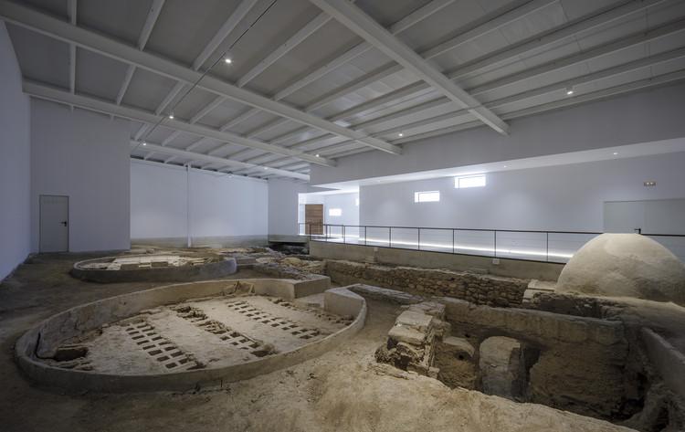 Centro Expositivo Alfar Romano / Antonio Raso + César Egea + Carlos García, © Fernando Alda