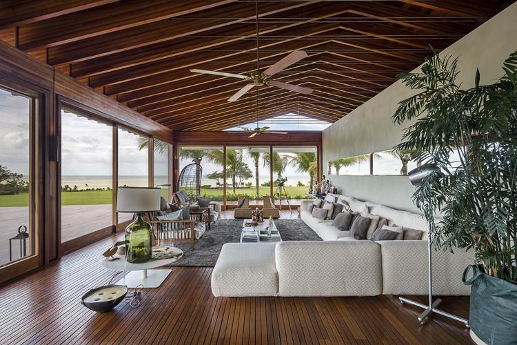 08 - JCA House - Căn biệt thự miền nhiệt đợi với kiến trúc hiện đại mát mẻ