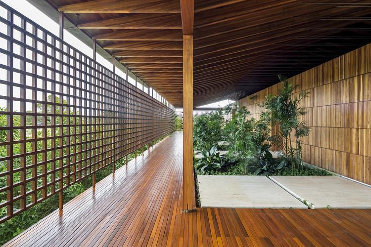 09 - JCA House - Căn biệt thự miền nhiệt đợi với kiến trúc hiện đại mát mẻ