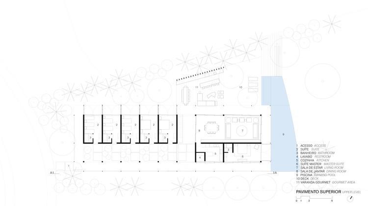 CASA JCA 02 - JCA House - Căn biệt thự miền nhiệt đợi với kiến trúc hiện đại mát mẻ