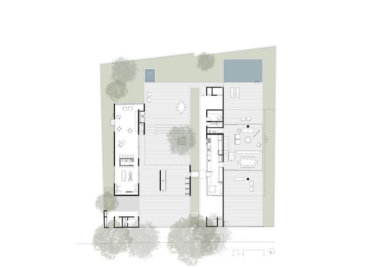 2 CASA BOA%C3%87AVA T%C3%89RREO 1 175 - Ấn tượng với kiến trúc của ngôi nhà được cải tạo mở rộng