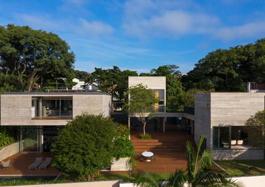 Ampliação Casa Boaçava / UNA Arquitetos