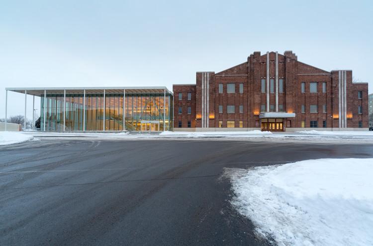 Verdun Auditorium / FABG, © Steve Montpetit
