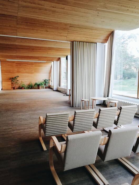 Viipuri Library / Alvar Aalto . Image © Anna Link (shutterstock)