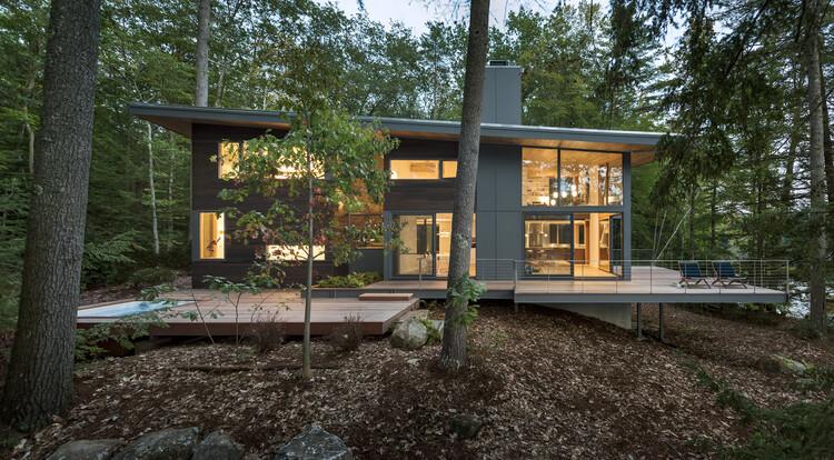 Vivienda en la costa / Murdough Design Architects, © Chuck Choi Architectural Photography