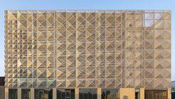 Estacionamento Comunitário Parkeergarage A1 / XVW architectuur