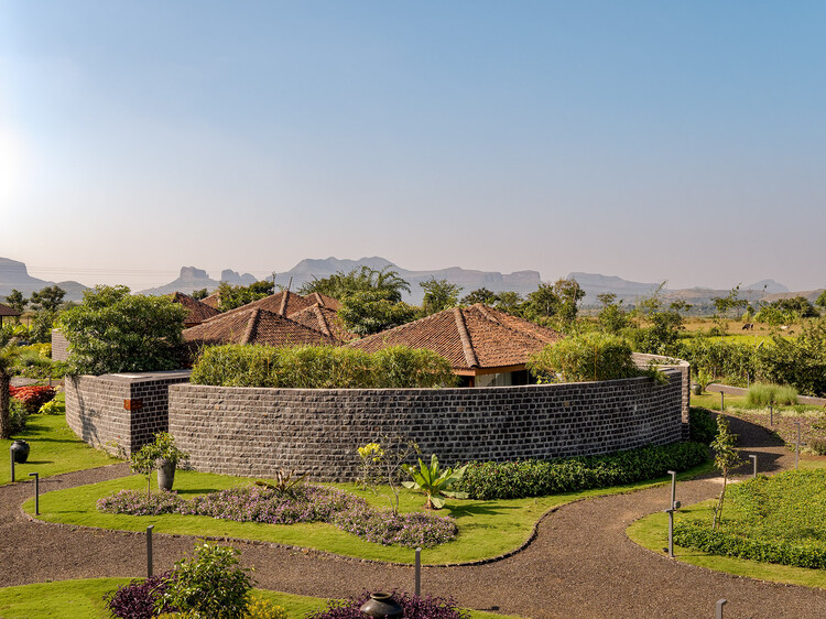 Viveda Wellness Retreat / a for architecture, © Hemant Patil