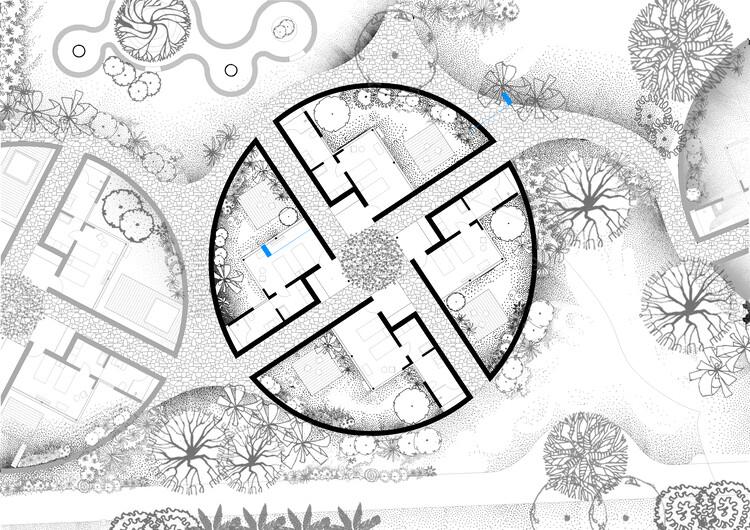 Cottages Plan