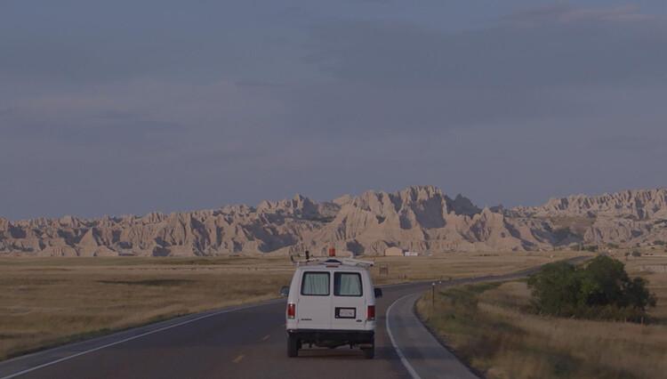 """""""Nomadland"""" questiona a noção de casa através da jornada de uma nômade moderna, Cortesia de Searchlight Pictures"""