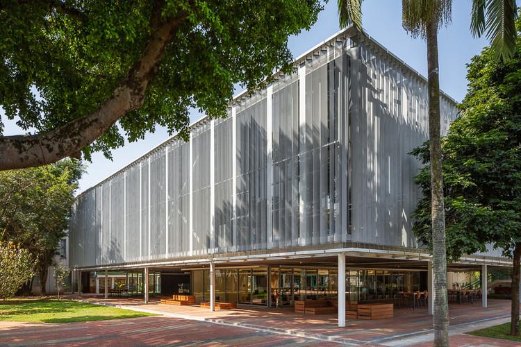 Santa Cruz Library / Andrade Morettin Arquitetos Associados, © André Scarpa