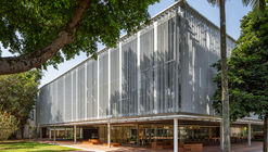 Biblioteca Santa Cruz / Andrade Morettin Arquitetos Associados