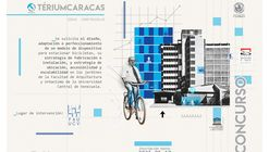 Térium Caracas: Concurso de aparcaderos para bicicletas en la Universidad Central de Venezuela