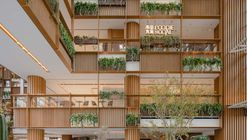 Xintiandi Atrium Renovation / AIM Architecture