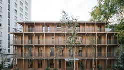 Paris XII Apartments  / MARS Architectes